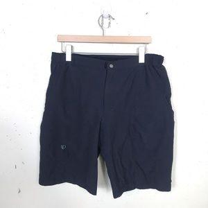 Pearl Izumi Versa Padded Biking Shorts Large 0261
